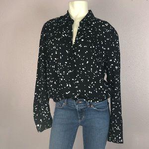 Donna Karan Silk Shirt